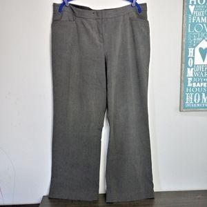 Lane Bryant Career Trouser Pants Size 18 Regular